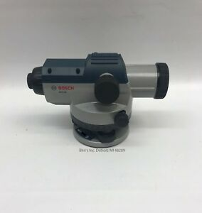 8 In Automatic Optical Level With 26x Magnification Power Lens Gol26