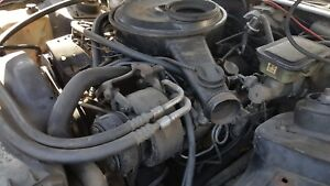 84 Trans Am 5 0 Engine With 5 Speed T 5 Trans Complete Lift Out Car Runs