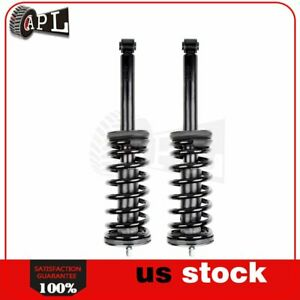 For Nissan Maxima 1995 1996 1997 1998 1999 Rear Pair Shocks W Springs Assembly