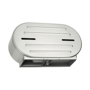 Ada Compliant Asi 0040 Twin 9 Jumbo Asi Toilet Paper Dispenser