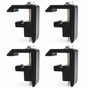 Aluminum Truck Cap Camper Shell Mounting C Clamp Toyota Tacoma Tundra Set Of 4