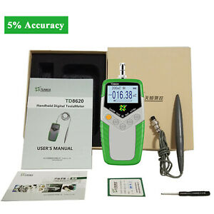 Digital Tesla Meter Gauss Meter 5 Accuracy Surface Magnetic Field Tester