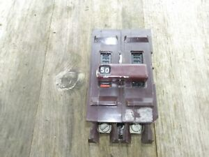 Wadsworth 50 Amp 2 Pole Breaker