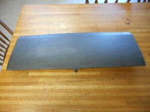 1969 1970 Ford Mustang Shelby Fastback Fold Down Rear Seat Trap Door Nice Used