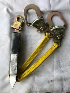 Reliance Double Force Bigboy Shock Absorbing Lanyards 761203 3ft