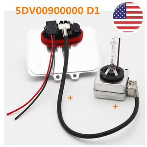 Us 5dv00900000 Xenon Ballast Control Module Hella Hid Headlights Replacement