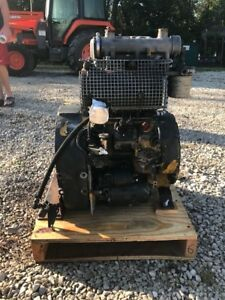 Hatz Z790 Diesel Air cooled Engine military Surplus