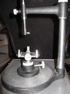 Dental Lab Surveyor Tooth Casting Axial Surface Measurement Device Used