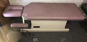 Hill Chiropractic Elevation Table Adjustment Nice Activator
