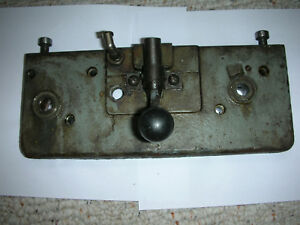 Atlas Craftsman 12 Inch Commercial Lathe Lever Power Crossfeed Conversion Kit