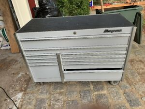 Snap On Tool Box Krl722 In Arctic Silver