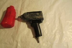 Snap On Mg725 1 2 Drive Impact Wrench Military Color Good Working Condition