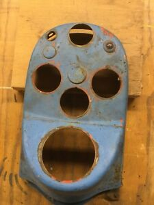 Naa Ford Tractor Dash Shell
