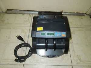 Royal Sovereign Business Bill Money Currency Cash Counter Machine Rbc 650pro