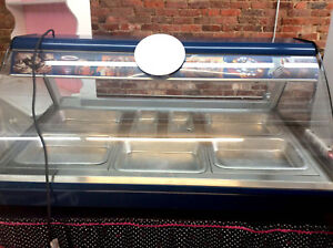 Hussman Warmer Countertop Bakery Warming Display