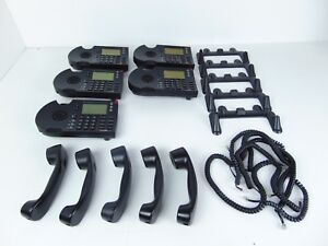 Shoretel Ip 230 Voip Office Phone With Stand Lot Of 5