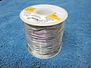 Thin Kester Solder 285 Flux 015 Dia 24 7150 9703 Sn63pb37 63 37 Opened Spool