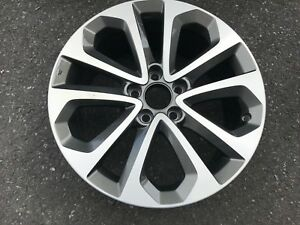 Honda Accord 2013 18x8 Grey Wheel Rim 64048