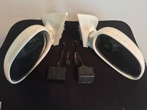 Jdm Oem Genuine Civic Eg6 Ej1 Power Folding Mirrors W switch Relay And Pigtail