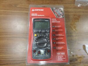 Amprobe Am 570 Industrial Digital Multimeter With True rms Brand New
