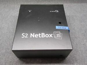 S2 Security Netbox Extreme Web based Access Control Event Monitoring System