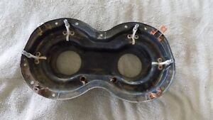 1961 Pontiac Headlight Bucket Solid Part Bonneville Ventura Catalina Starchief