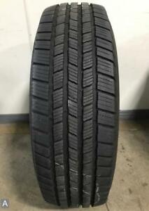1x Lt245 70r17 Michelin Defender Ltx Ms 10 32nds Used Tire