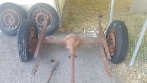 1936 Chevy Chevrolet Pickup Truck 1 2 Ton Parts