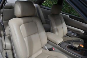 1992 1998 Lexus Sc300 Sc400 Leather Replacement Seat Covers Tan