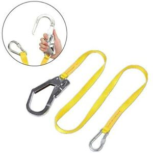 Safety Lanyard Outdoor Climbing Harness Belt Lanyard Fall Protection 95548092565