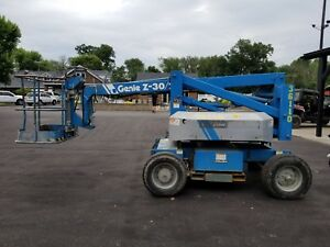 Genie Z 30 20 Electric Boom Lift