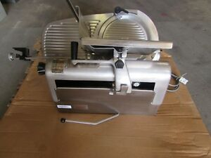 Hobart 1712re Commercial Meat cheese Automatic Slicer Works Fine Make Offer
