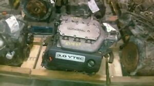 2006 2007 Honda Accord Engine Assembly 3 0l 2383649