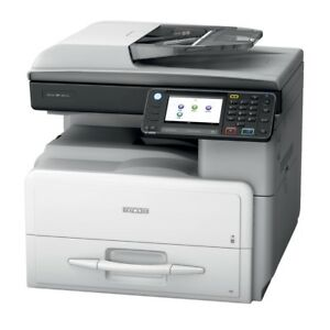 Ericoh Aficio Mp 301spf Letter Monochrome Laser Mfp Copier Printer