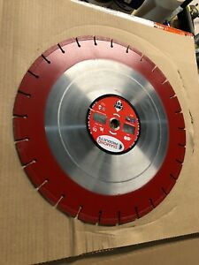 Diamond Products 75606 X tra Plus Red High Speed Blade 16 X 125