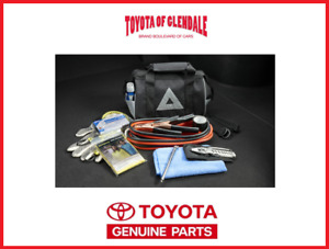 Genuine Toyota Emergency Roadside Assistance Kit Oem Accessory Pt420 00130