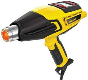 Heat Gun 500 Led Variable Temp