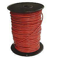 Wire Bldg 8 str Thhn 500ft Red