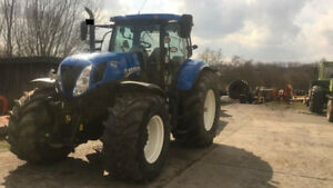 Tractor New Holland T7 270 Auto Command