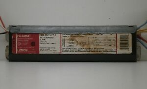 Lutron Fdb 4827 277 2 Fluorescent 277v Dimmable Dimming Ballast 277 volts Only