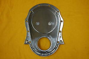Bbc Polished Aluminum Timing Cover Big Block Chevy Nova