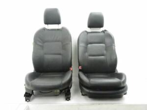 2006 2007 Mazdaspeed Mazda 6 Speed Oem Front Seat Pair Black Leather Left Right