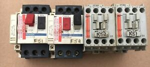 Alto Shaam Contactor Set Of 4 Combitherm 6 10 Mlg Commericial Oven