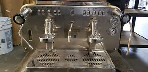 Faema E61 Jubilee 2 Group Commercial Espresso Machine Angi 86