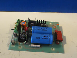 Elox Corporation Dc Power Supply Eei l 15338 4 Rev d
