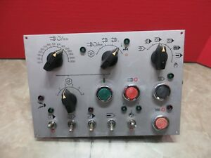 Fujitsu Fanuc Option Unit A02b 0030 c512 No H 339 Ikegai Fx 30 Cnc Lathe Cnc