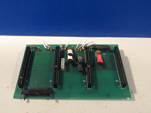 Elox Corporation Power Module Mother Board 13355 8 Rev b