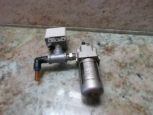 Smc Valve Al3000 03 Bw Cnc Sir Filter Regulator Supermax 3 Mill Vertical Mill