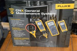 Fluke Cnx 3000 Gm Outfit Complete And Unused