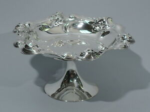 International Meriden Britannia Compote American Sterling
